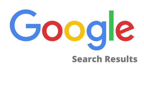 This image shows how Google search engine look like