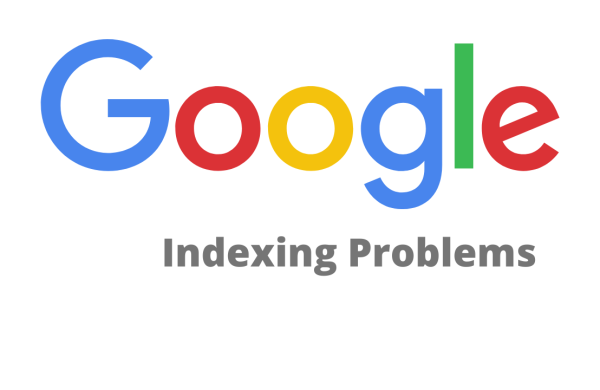 This image shows about indexing problem in Google